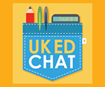 UK edchat logo