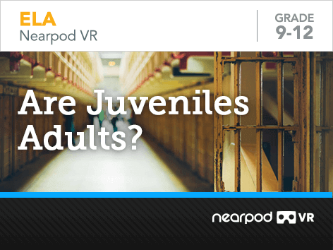Are Juveniles Adults? lesson cover