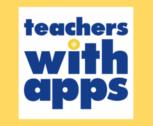 Teacher with Apps