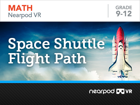 Space shuttle flight path cover