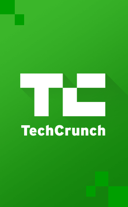 TechCrunch blog