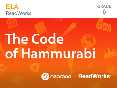 The Code Hammurabi