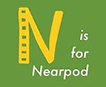 N is for Nearpod drawing