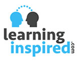 Learning inspired dot com logo