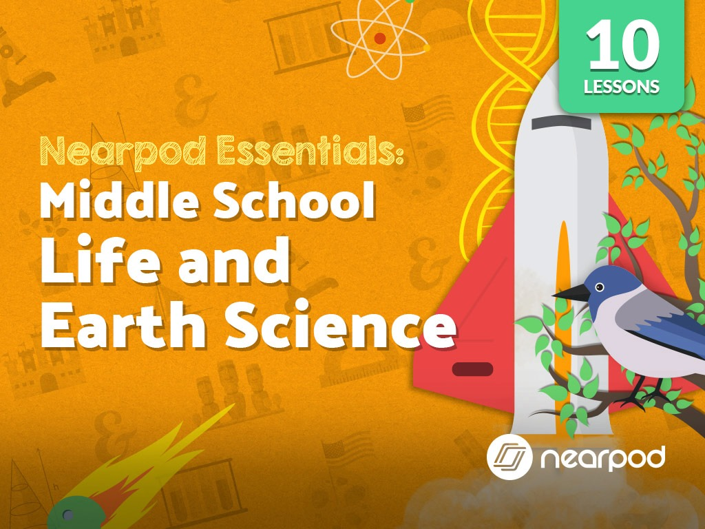 Middle Life and Earth Science