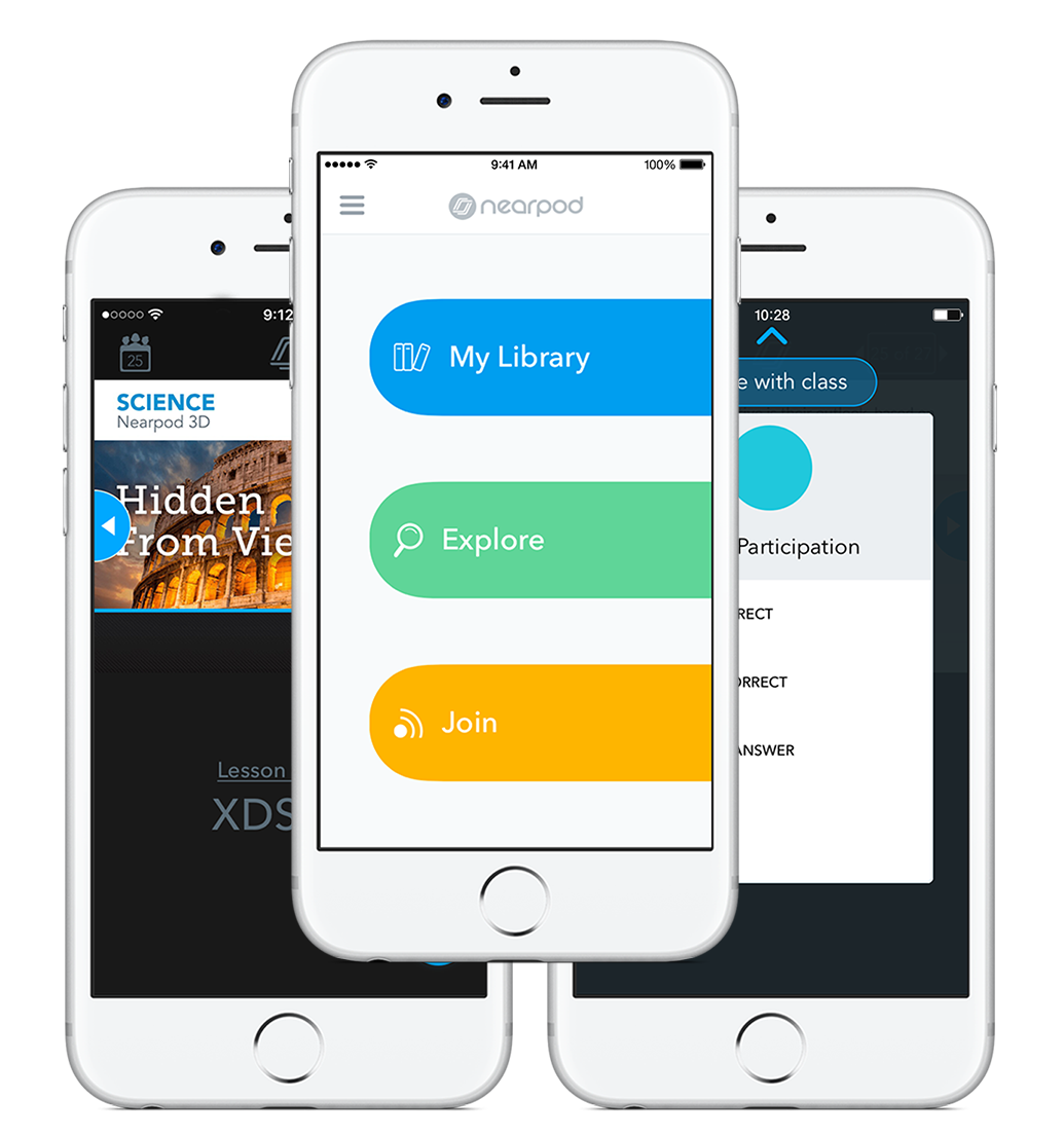 Create, engage and assess from your iPhone