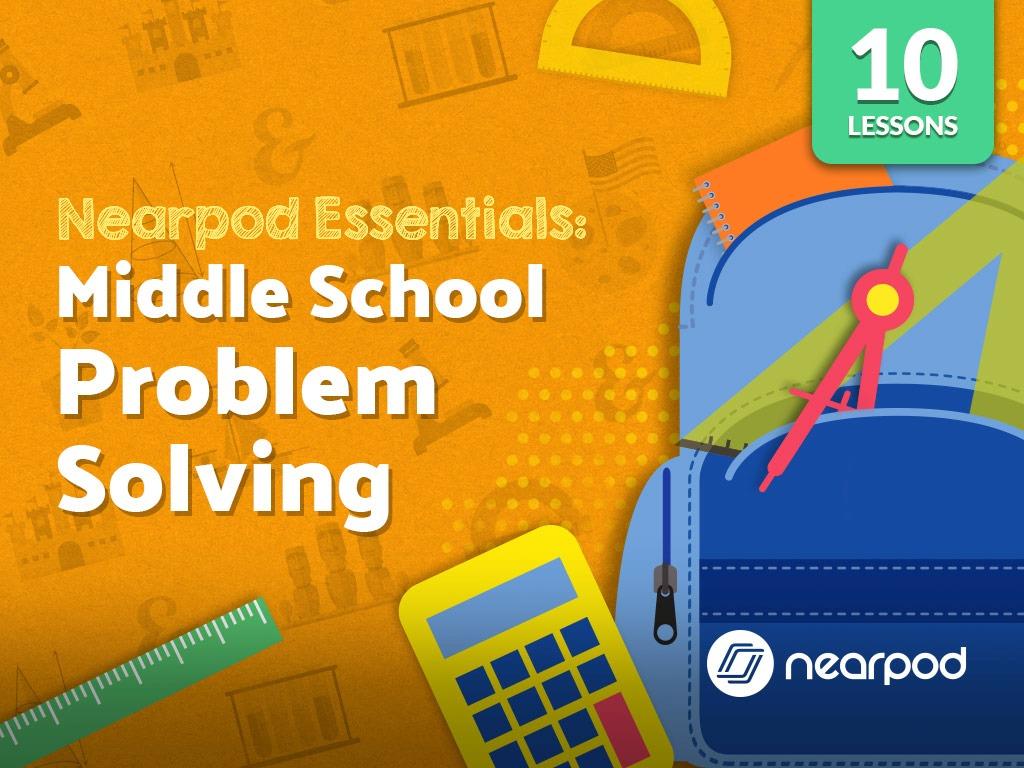 Middle Problem Solving