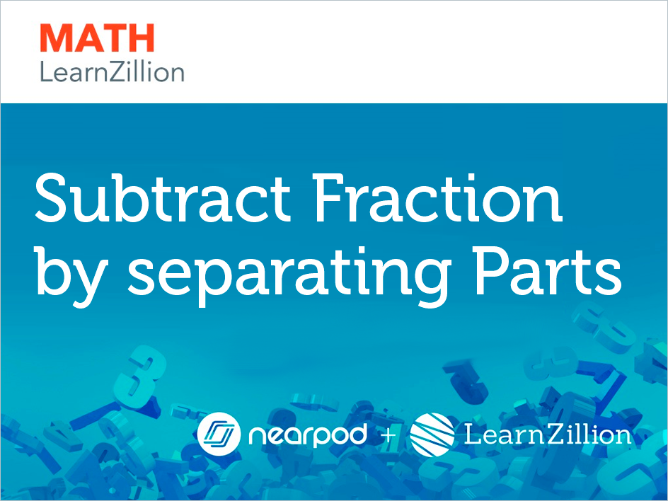 Subtract Fraction