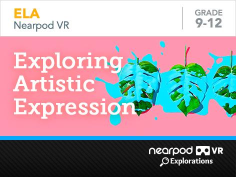 Exploring artistic expression