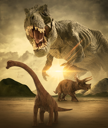 lessons about dinosaurs