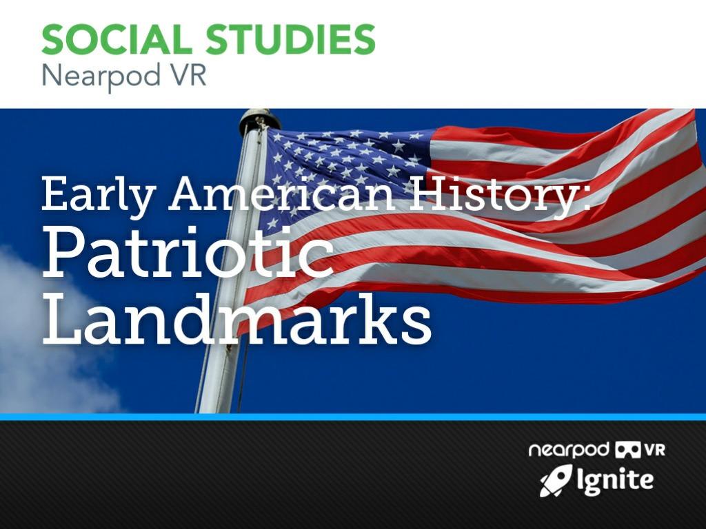 patriotic landmarks