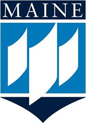 Logo Maine University