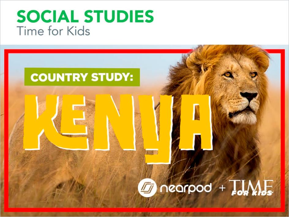 Kenya Lesson