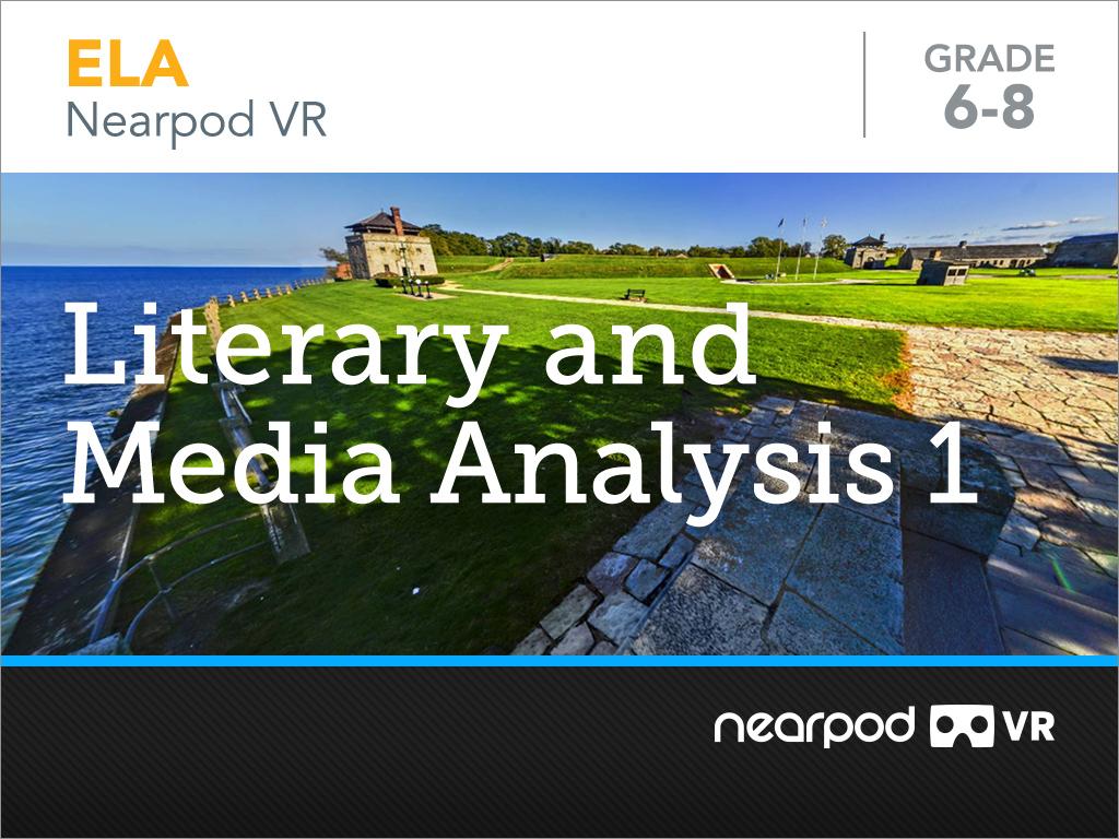 Literary and Media Analysis 1
