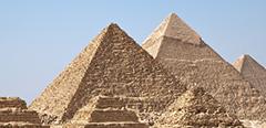 Thumbnail Pyramids of Giza