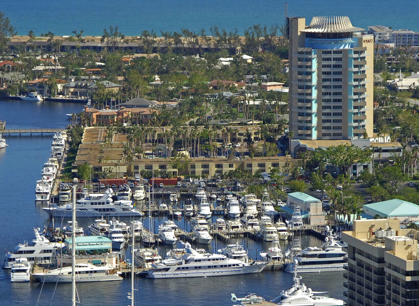 Pier Sixty-Six Hotel & Marina conference venue