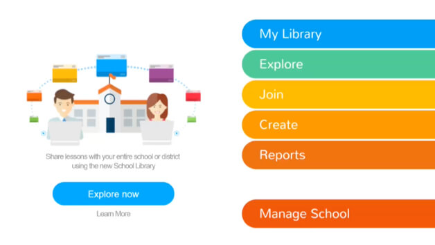 Your Nearpod Homepage